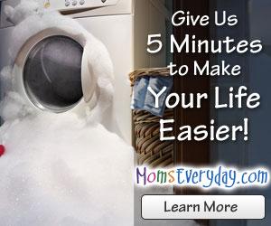 Moms Everyday Advertisement